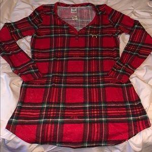 PINK Victoria's Secret Pajama Top / Night Gown